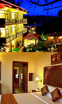 Kasauli Castle Resort, Kasauli