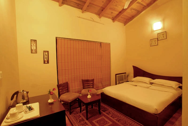 Corbett Woods Castle Resorts, Ramnagar