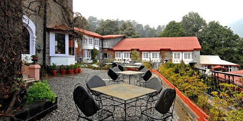 The Naini Retreat, Nainital