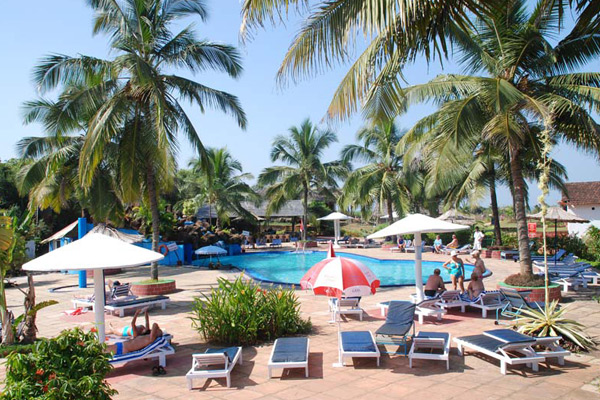 Paradise Village Beach Resort, Goa