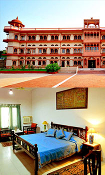 Umaid Lake Palace, Dausa
