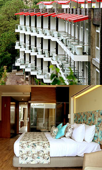 Woodcreek Resort & Spa, Kasauli