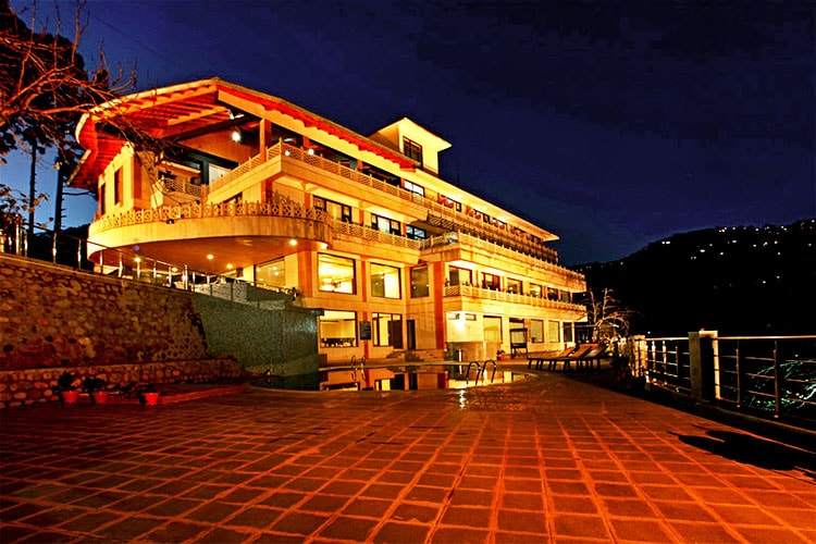 Aamod Resort, Bhimtal